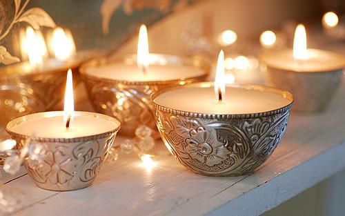 velas lindas